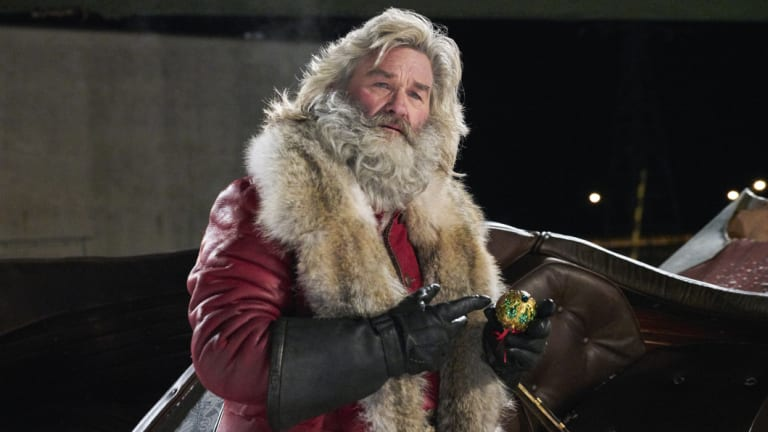 Kurt Russell stars in The Christmas Chronicles.