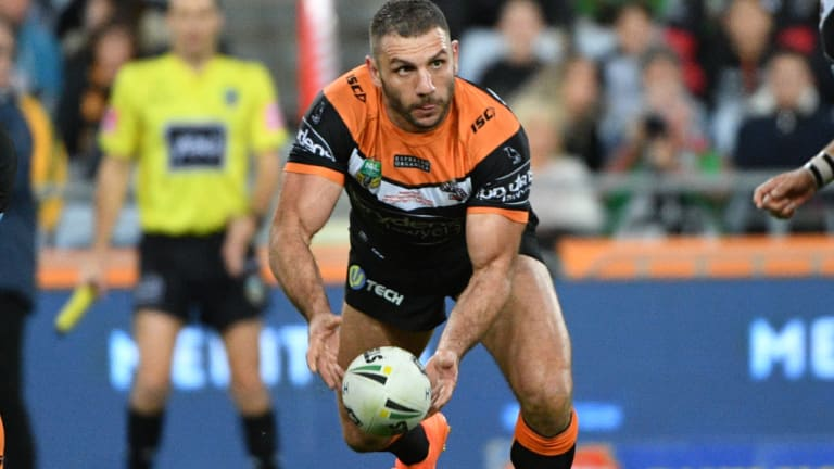 Waiting game: Robbie Farah is unlikely to decide on his future until the Tigers coaching question is settled.