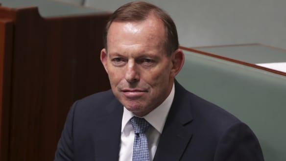 """Ramsay Centre board member Tony Abbott says the centre is """"not merely about Western civilisation but in favour of it""""."""