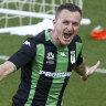 Berisha bursts forth as Western United claim historic A-League win