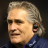 Cheika's Six Nations sojourn won't include pow-wow with Scott Johnson