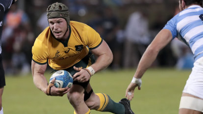 Michael O'Connor's 'crazy' Wallabies idea just might work