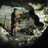 Mexican experts find 200 treasures in cave at Mayan ruins of Chichen Itza