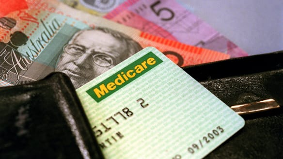Canberrans most likely to be slugged fees for Medicare services