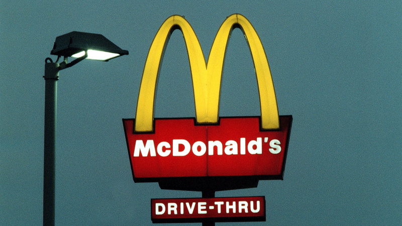 Woman opens fire in US McDonalds partly closed over virus concerns: police