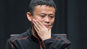 The start of the rolling assault came after Alibaba's Jack Ma made some derisive public comments about China's financial system, its regulation and the big state-owned banks within it last year.