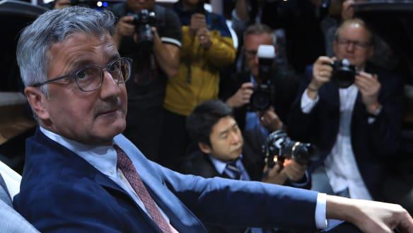 Audi CEO arrested in Germany over diesel emissions scandal