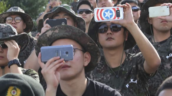 Battle of the bulge: Koreans accused of binge eating to avoid military service