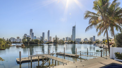 The waterfront battle over a luxury Gold Coast mansion