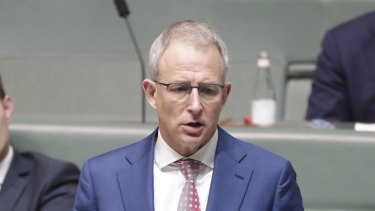 Minister for Communications Paul Fletcher.