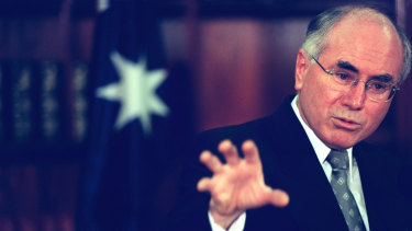 John Howard was the prime minister who brought the greatest stability to government in recent times.