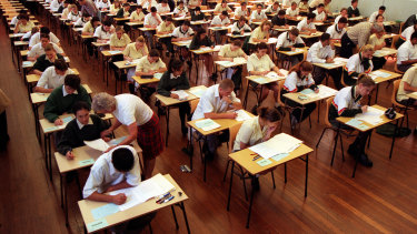 HSC students will sit their mathematics exams this week.