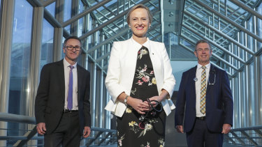 Professor Katie Allen, the federal member for Higgins (with other medico MPs Richard Di Natale and David Gillespie) did the Pathways to Politics for Women program in 2018.