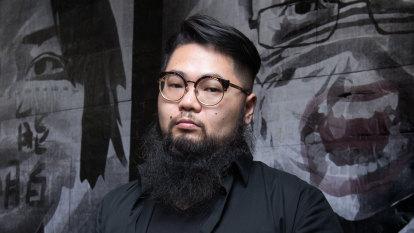 China's Banksy Badiucao says censorship rife in Australia