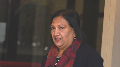 Aged care nurse cleared of assault after tying elderly woman to chair