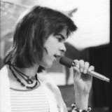 Budding performer Nick Cave in 1976. From Boy on Fire by Mark Mordue.
