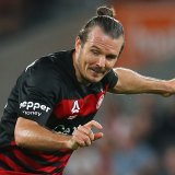 The Wanderers confirmed Alex Meier's departure on Friday morning.