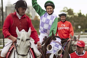 Our National Velvet: Teresa Palmer as Michelle Payne in Ride Like a Girl.