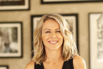 Lorna Jane co-director Lorna Jane Clarkson.