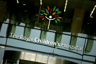Asian doctors at the Royal Children's Hospital are reportedly being shunned.