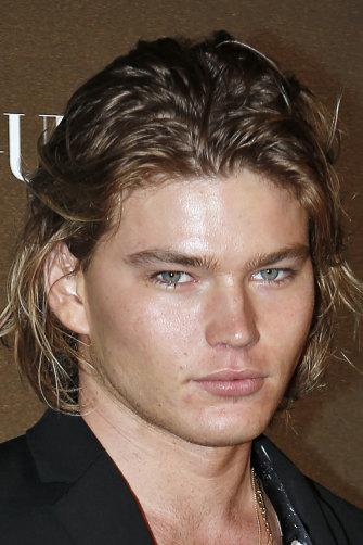 Model Jordan Barrett.