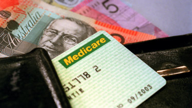 Half of Australians pay out-of-pocket fees for Medicare services out of hospital, an AIHW report shows.