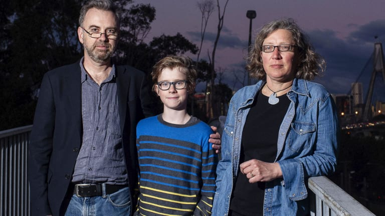 Mark and Sarah Jordan are using the money they save on private schools fees for coaching for son Bill.