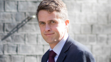 Gavin Williamson has been Britain's Defence Secretary for six months.