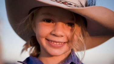 Amy Jayne Everett had been the young face of Akubra hatsas a girl.