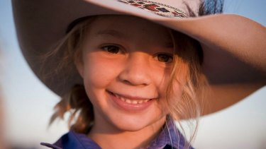 Amy Jayne Everett had been the young face of Akubra hats as a girl.