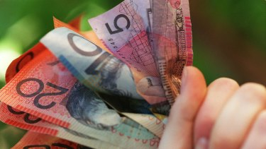 Lower income earners will get a smaller cut which will be temporary.