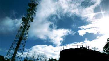 A tower that now services only Telstra could service all three mobile networks.