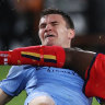 Questions about City's flakiness return as A-League finals loom