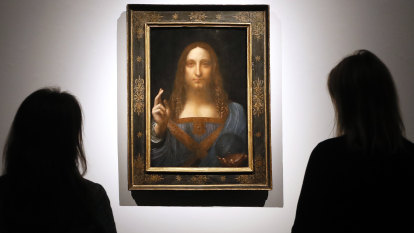 This 'lost da Vinci masterpiece' cost $450 million. Why is it being kept hidden?