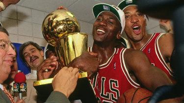 Michael Jordan documentary The Last Dance has been a hit with viewers during coronavirus lockdowns.