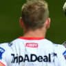 Norm Black's TripADeal sponsors the Dragons (above) and Sea Eagles