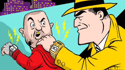 Cops and robbers reboot: why we need the long arm of digital trickery to defeat global crime