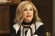 Catherine O'Hara wins for Schitt's Creek.