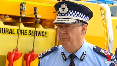 After decades with the police service, Ian Stewart will be appointed the state recovery co-ordinator,