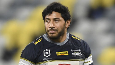 Jason Taumalolo will step into the boxing ring.