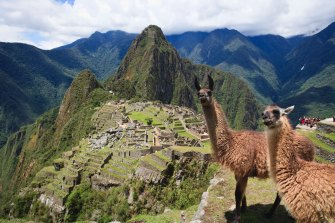 Machu Picchu: visit it, by all means, just don't fly over it.