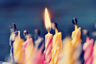 Traditions, like candles, are there to be re-lit.