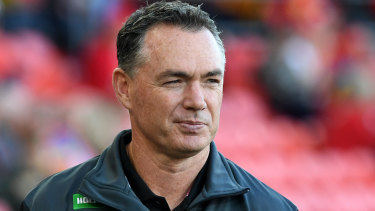 Prayers answered: A win over the Suns has eased the pressure on Saints coach Alan Richardson.