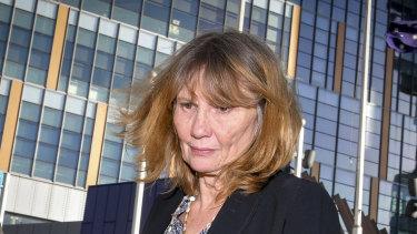 TAL's Loraine van Eeden gave evidence on Thursday.