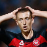 Wanderers in danger of losing their two Socceroos