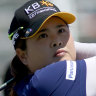 Aussie rival Green with envy as Park strolls to victory
