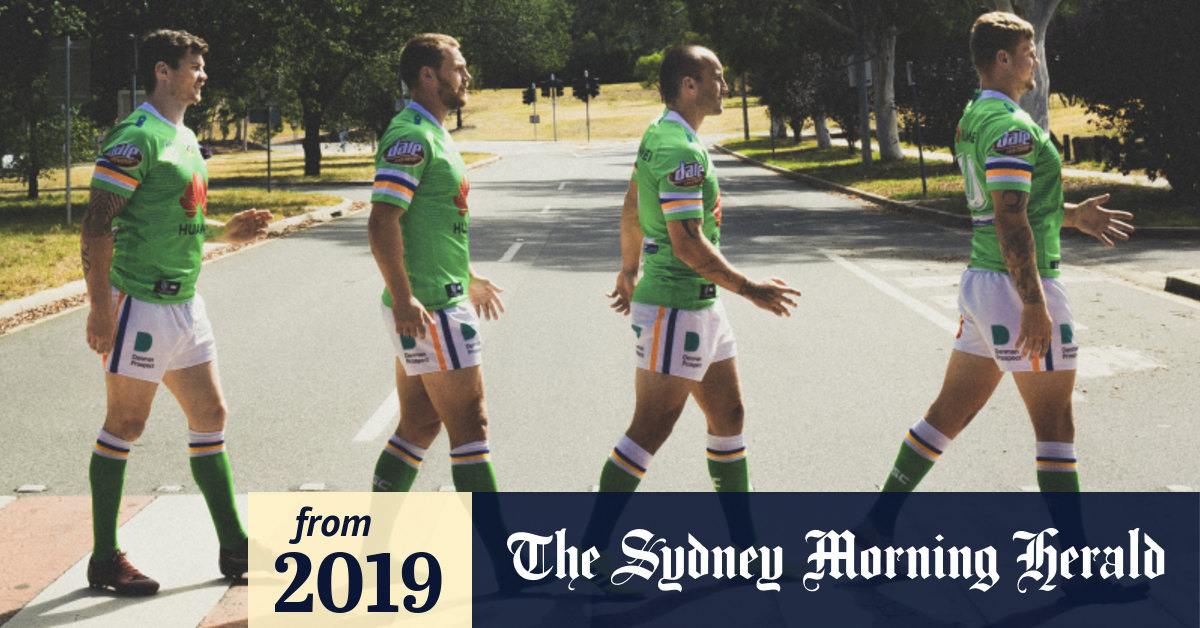 Home Away From Home The Story Of The Canberra Raiders English Stars