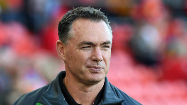 Alan Richardson has brushed off concerns about his coaching future.