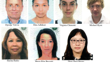 World Food Program victims of the Ethiopian Airlines crash.