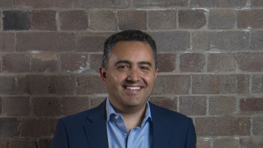 Domain chief executive Jason Pellegrino sees positive signs ahead for the property market.